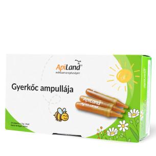 GYERKŐC AMPULLÁJA