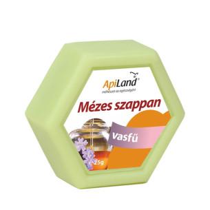 Mézes és vasfüves szappan