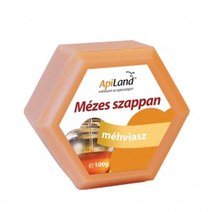 Mézes és méhviaszos szappan