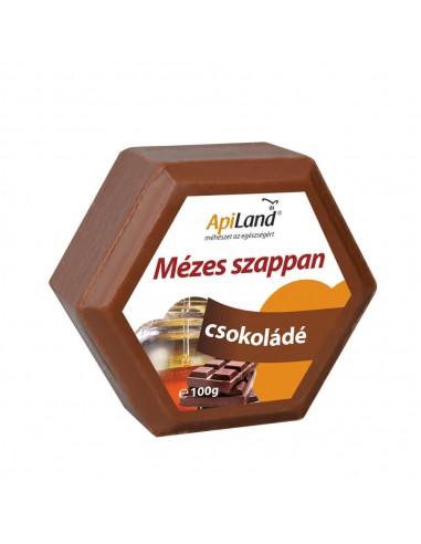Mézes és csokoládés szappan