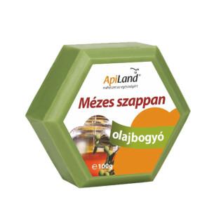 Mézes és olívaolajos szappan