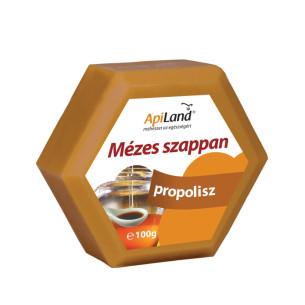 Mézes és propoliszos szappan