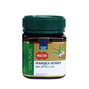 Manuka Méz MGO 250+ Aloe Verával