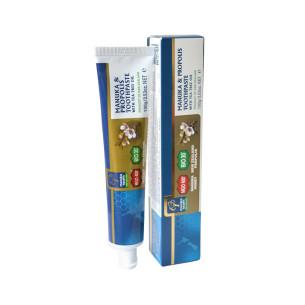 Manuka MGO 400+ fogkrém propolisszal és teafaolaj kivonattal