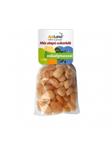 Mezes es eukaliptuszos cukorkak